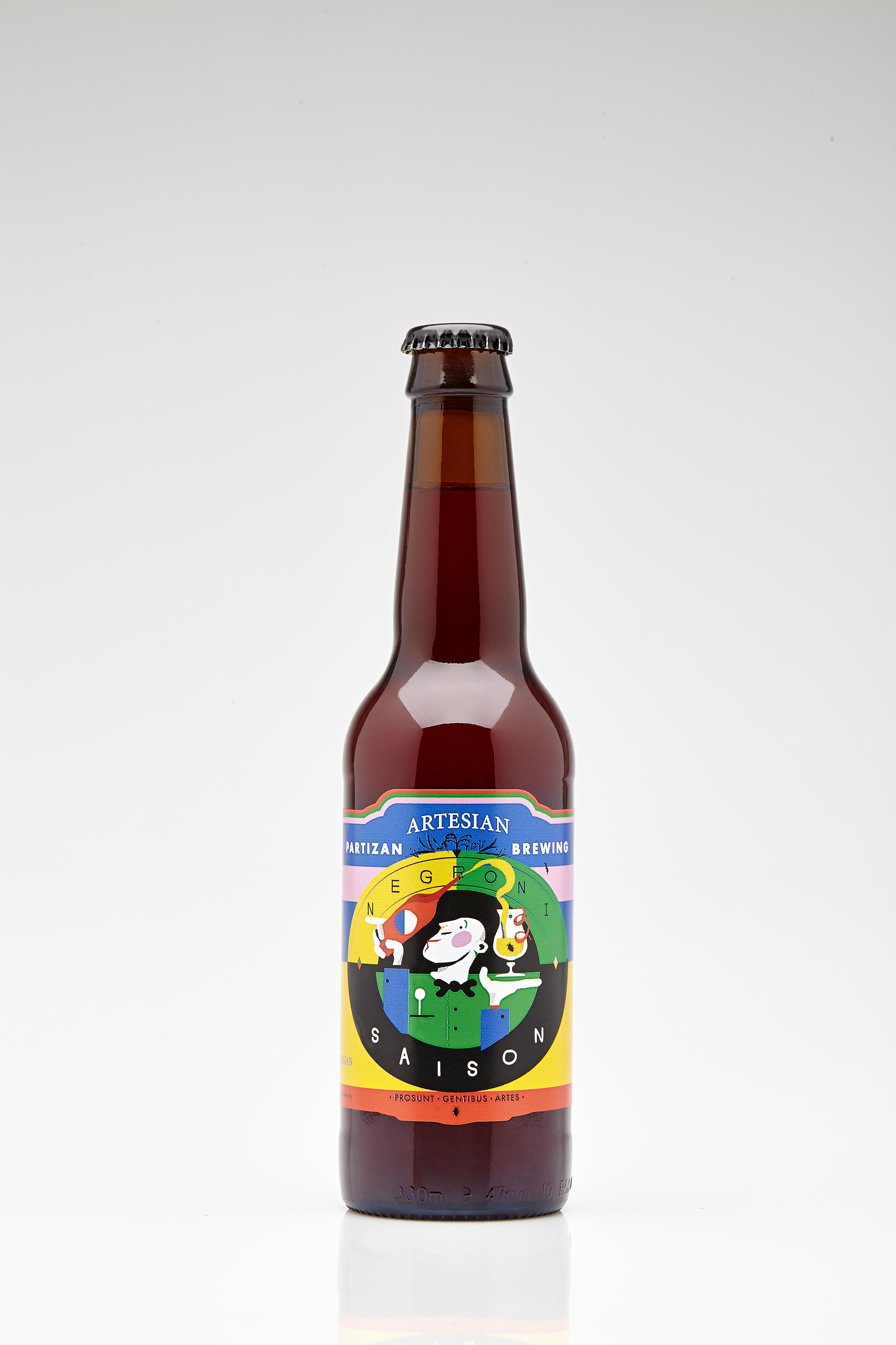 Negroni Beer