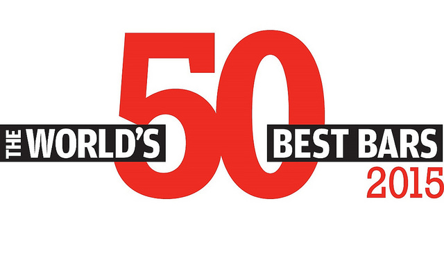 The World's 50 Best Bars 2015